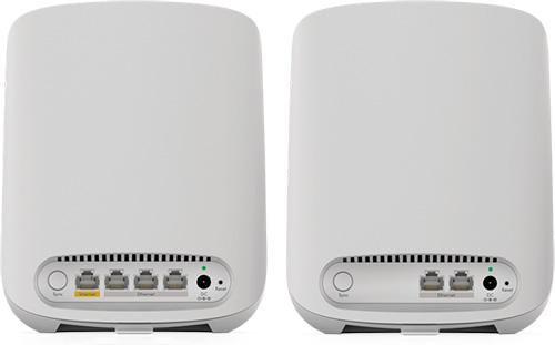 画像3: ネットギア AX1800 Orbi WiFi 6 Micro