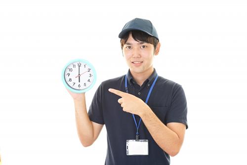 画像: 「配達時間」を念頭に置く