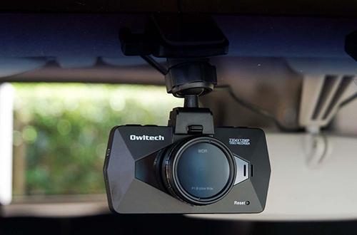 画像: オウルテックの1カメラ型ドラレコ「OWL-DR701G」。激安となったその実力に迫った
