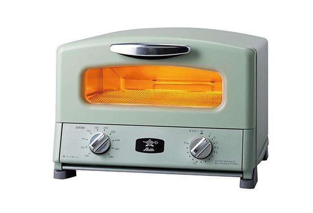 画像: トーストだけでなく、蒸し料理や煮物、焼きそばも作れる