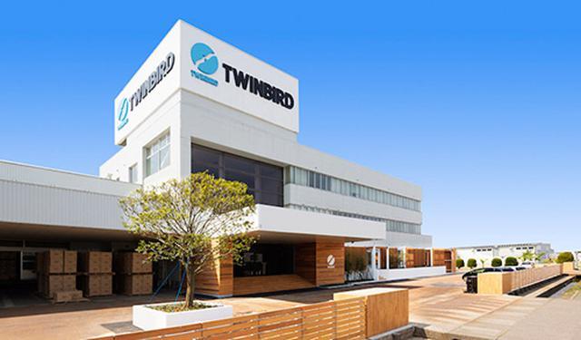 画像: 新潟県燕市にあるツインバード本社 www.twinbird.jp
