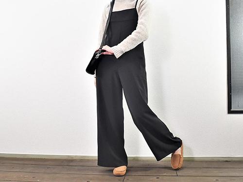 画像: 合成皮革と最上級ファスナーを使った「レザータッチミニショルダーバッグ」