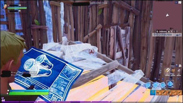 画像: 自分で壁や階段などが作れる