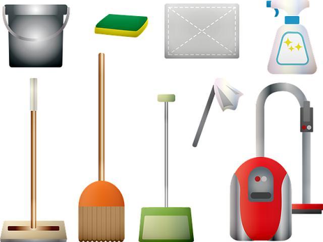画像: 掃除がめんどくさい時はイエキーピング(写真はイメージ/Pixabay)