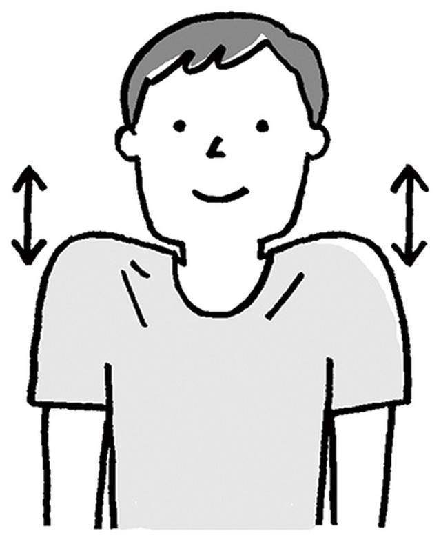 画像2: 「つや声ストレッチ」のやり方