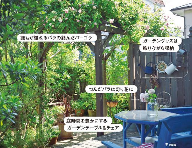 画像1: メインの庭の実例 家族の夢をかなえる個性豊かな庭づくり