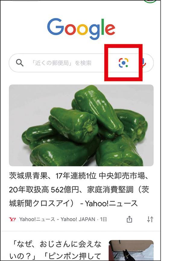 画像4: 文字や物に「Googleレンズ」をかざすと知りたいことがわかる