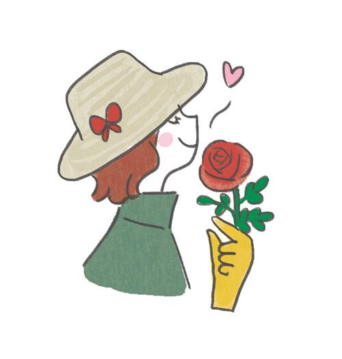 画像9: 【日陰の花壇】日照条件に合った植物選びとレイアウトを紹介 日陰・半日陰でも育つおすすめの草花