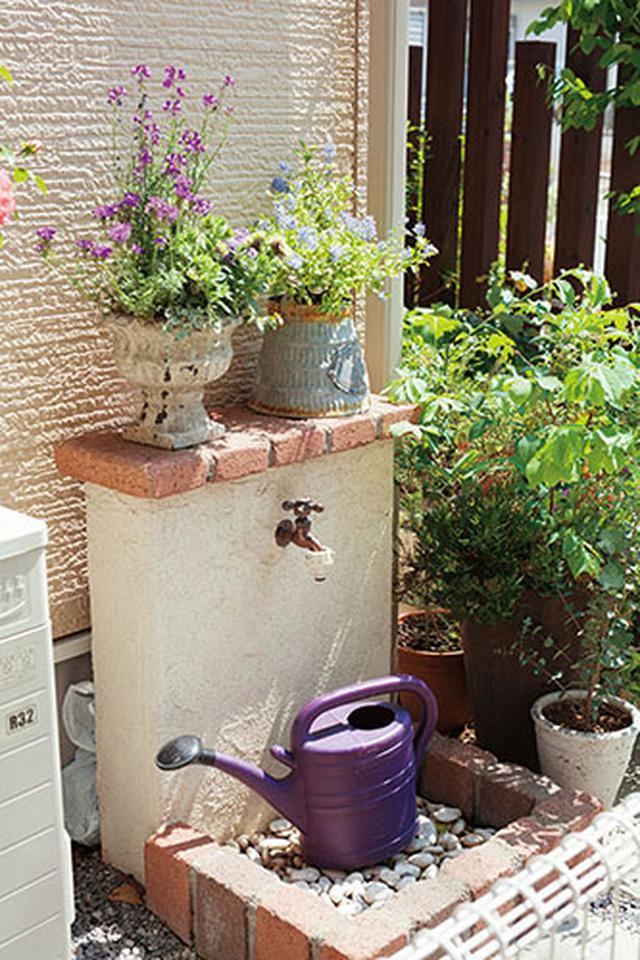 画像: 要素9(ハード面) 立水栓