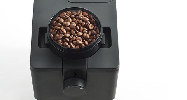 画像: ツインバード 全自動コーヒーメーカー 3杯用  CM-D457B