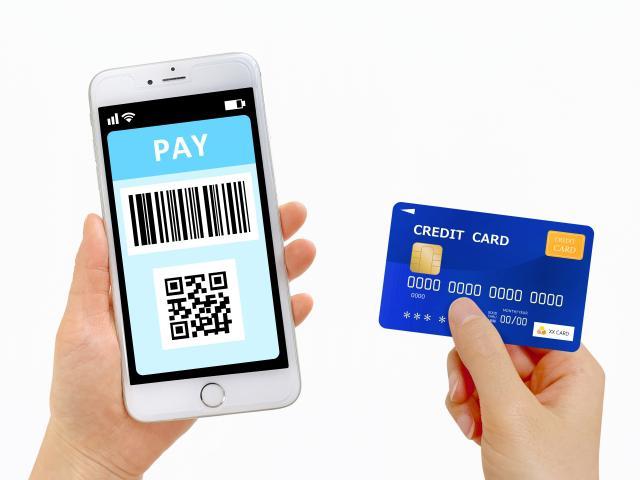 画像: クレジットカードからチャージできない