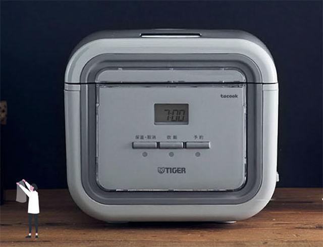画像: タイガー「マイコンジャー炊飯器〈炊きたて〉JAJ-G550」 www.tiger.jp