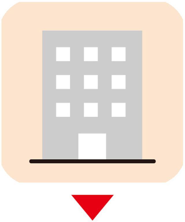 画像: ①光回線の基地局 光回線の工事では最寄りの基地局から宅内へ光ファイバーが引き込まれ、光コンセントが設置される。