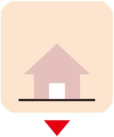 画像: ②自宅の光コンセント ここにONUなどのネットワーク機器を接続して利用する仕組みだ。