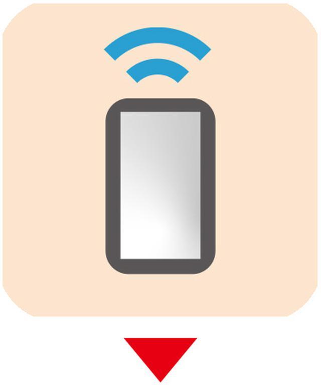 画像: ⑥スマホやパソコンなど Wi-Fiルーターとパソコンやスマホを接続すれば、無線でインターネットが使える。