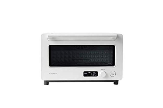 画像: 【シロカ すばやきトースター】水分を逃さずパンはモッチリ、芋はホックリ焼き上げる「炎風テクノロジー」とは