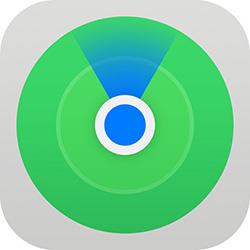 画像: iPhone標準搭載のアプリ。appライブラリでは、「ユーティリティ」の中にある。
