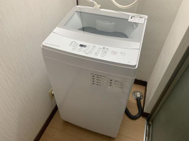 画像: お手頃価格の6kg全自動洗濯機トルネLGY