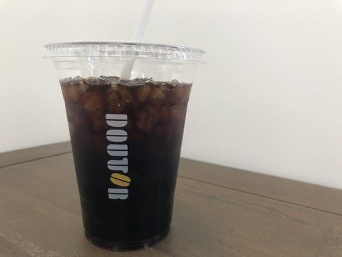 画像: ドトールのカフェインレスアイスコーヒー