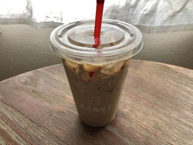 画像: 上島珈琲店のカフェインレスアイスコーヒー