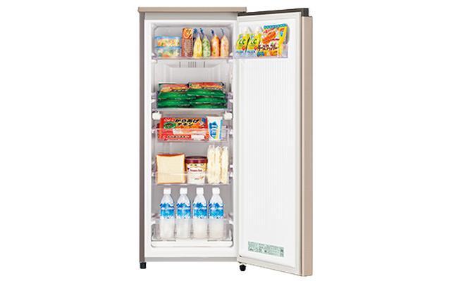 画像: 庫内の食品の残量から購入タイミングまで、スマホでいつでも確認できる!