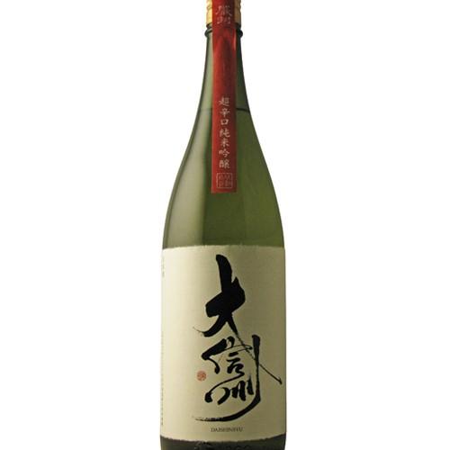 画像: 幅広い層から愛される1本、大信州 純米吟醸超辛口 item.rakuten.co.jp