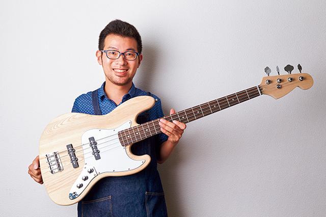 画像: 自分で作り上げた楽器は、演奏する際の喜びもひとしお。