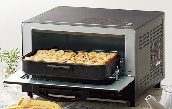 画像3: アイリスオーヤマ マイコン式オーブントースター MOT-401