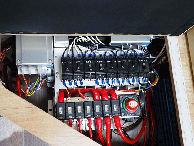 画像: ハイパーエボリューションの管理モジュール