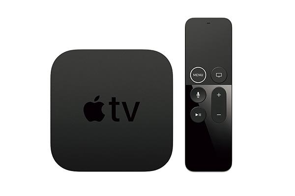 画像: 「Apple TV 4K」4K/HDRに対応したネット動画プレーヤー