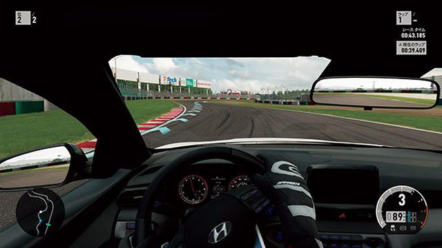 画像: Xboxシリーズで人気の「Forza Motorsport 7」。最大4K解像度でリアルなレースを楽しめる。