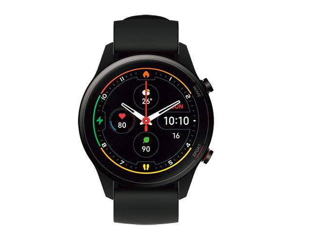 画像: Xiaomi Mi Watch/Mi Watch Lite