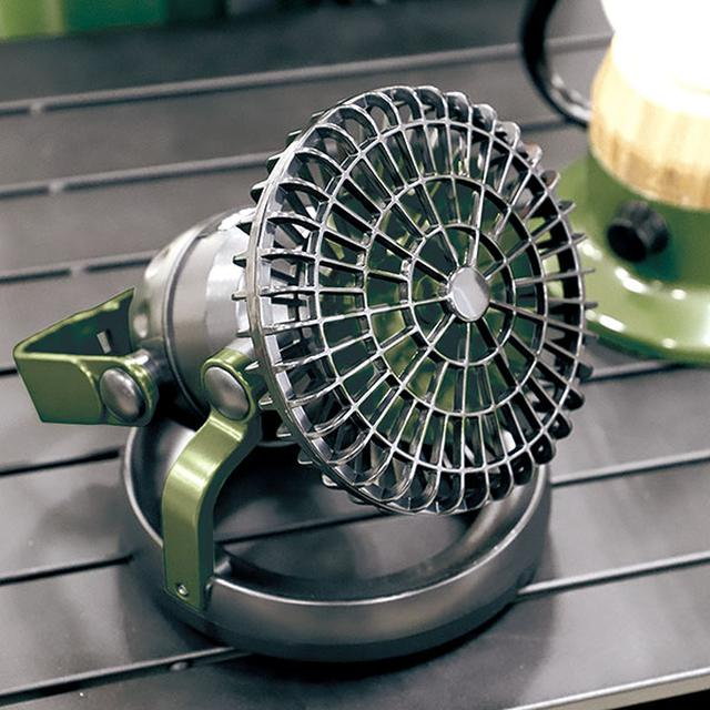 画像2: OUTDOOR MAN FAN & WARM LIGHT