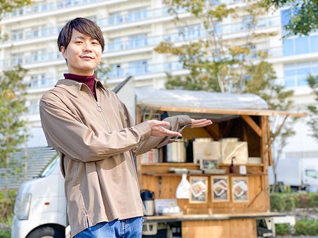 画像: Mellow2人代表の一人、森口拓也氏。学生時代にIT企業を立ち上げたIT分野の専門家である。