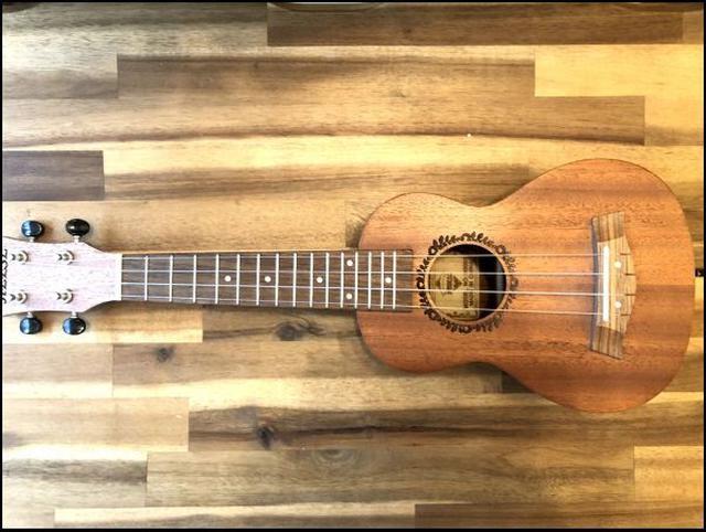 画像: ハワイの民族楽器です。