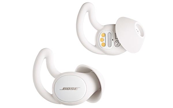 画像1: 騒音を抑えて眠りをサポートするイヤホン