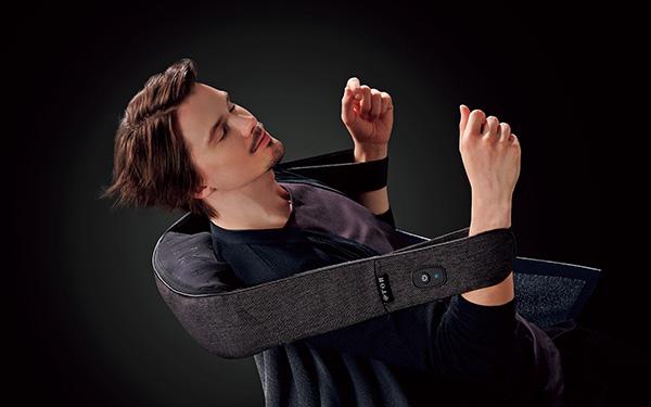 画像: 人の手ではできない速さのマッサージが可能