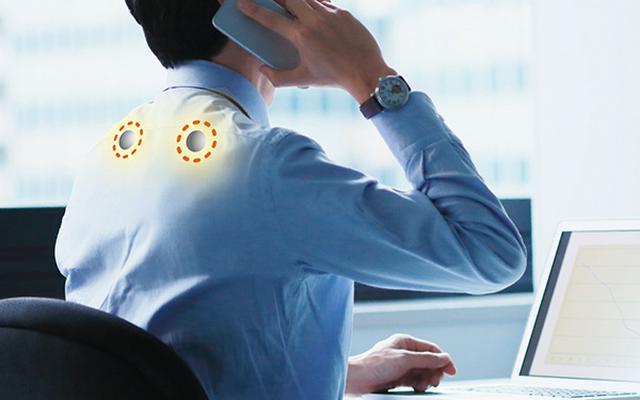 画像3: 肩や腰の凝りを改善できる高周波治療器