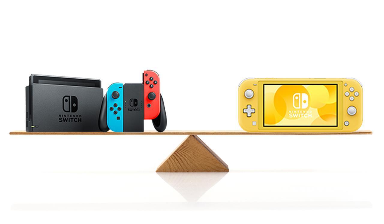 画像: 【Nintendo Switch】結局どっちが買い?スイッチとスイッチライトをユーザー目線で徹底比較! - 特選街web