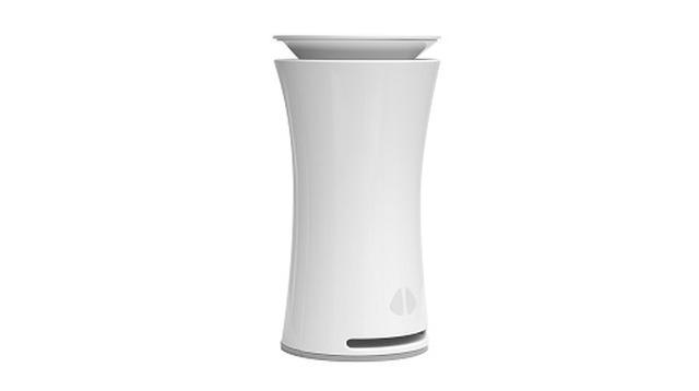 画像: 水や食事と同じように「空気」にも気を配ろう。  世界初、9個のセンサーを搭載した室内用空気品質監視モニター「uHoo(ユーフー)」 - +Styleショッピング