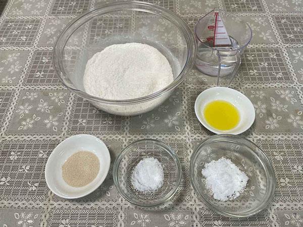 画像: 植物油はオリーブオイルを使用。米油、太白ごま油でも試しましたが、どれも美味しくできました。