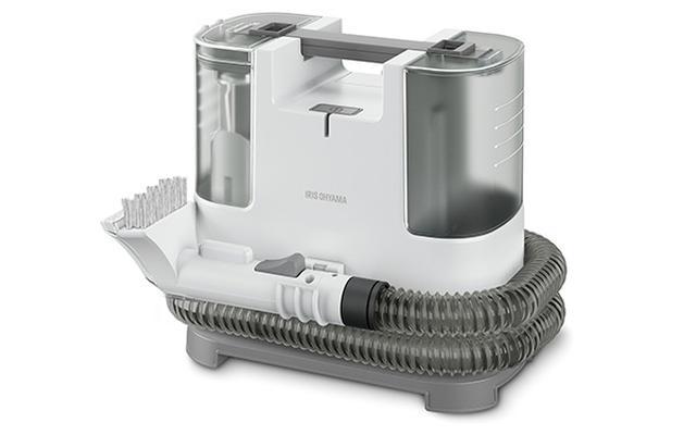 画像: 業務用で使われるリンサー洗浄機を家庭用に開発。故障の原因となるため洗剤の使用はNGだが、40℃までのお湯や重曹などは使用できる。