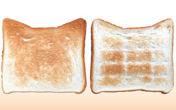 画像3: 左から表面、裏面