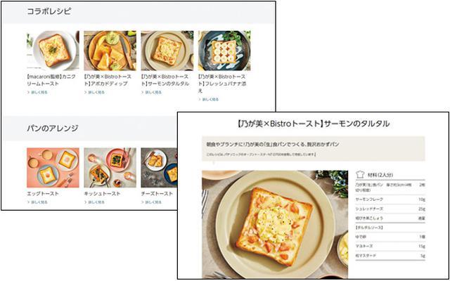 画像: https://panasonic.jp/cooking/recipe/toaster.html