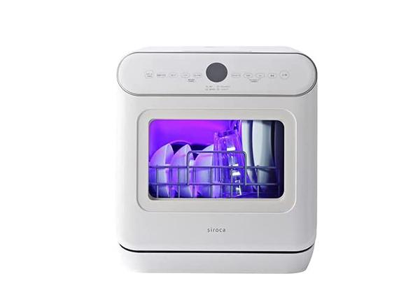 画像: 食器洗い乾燥機SS-MU251 www.siroca.co.jp