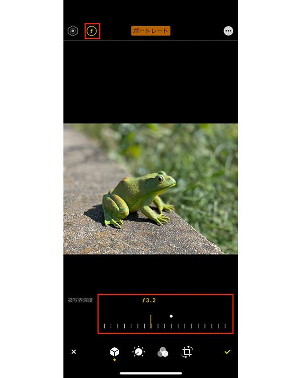 画像: 同じ写真でも、被写界深度を変えるだけで印象が違ってくる。