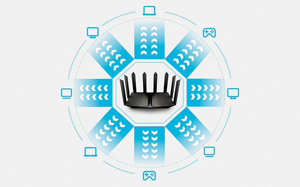 画像2: あとからメッシュWi-Fiを構築することも可能
