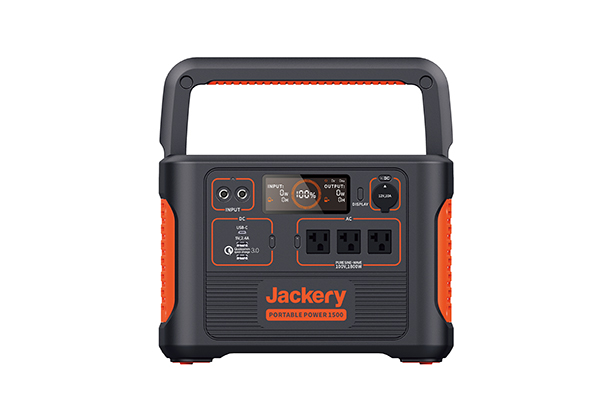 画像1: Jackery ポータブル電源 Ace1500