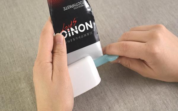 画像: 普段使っている歯磨き粉で使い心地をチェック