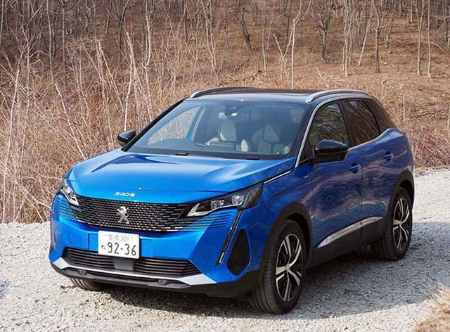 画像: プジョー「SUV 3008 GT ハイブリッド4」は1.6Lガソリンエンジンに電気モーターを組み合わせたPHEVとなる